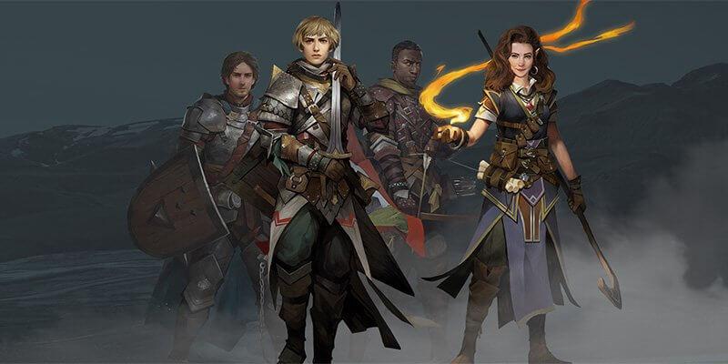 Resultado de imagen de compañeros Pathfinder: Kingmaker